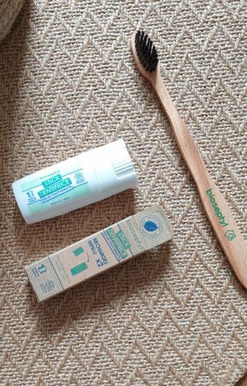 Nouveau : le dentifrice en stick !
